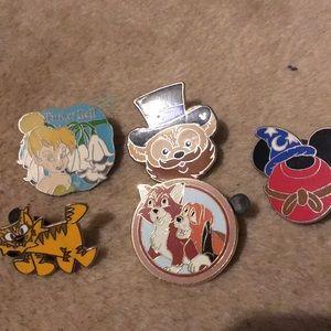 Disney souvenir pins